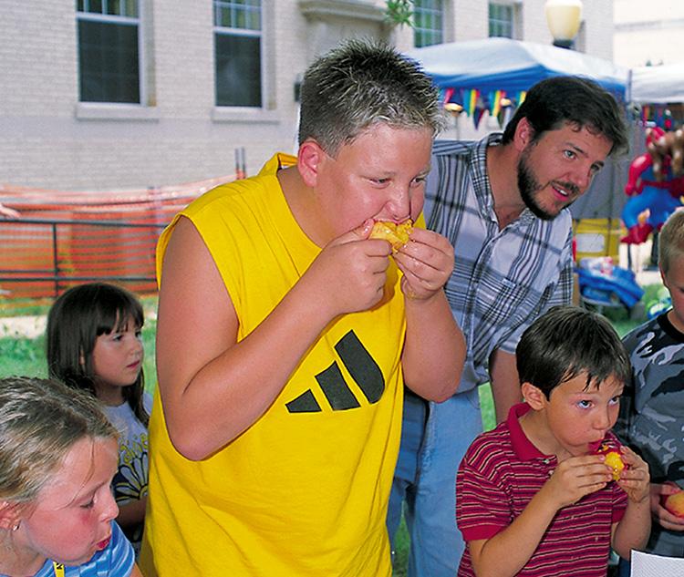 Clarksville Peach Fest