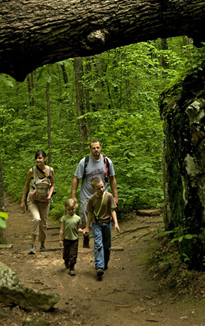 state-parks-petit-jean-hiking